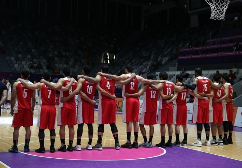 Iran Basketball Advances to Asian Games Final
