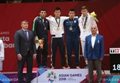 Asian Games: Iran's Mollaei Wins Silver in Judo