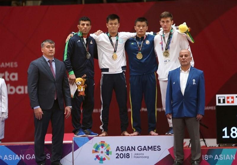 Asian Games: Iran's Mollaei Wins Silver in Judo