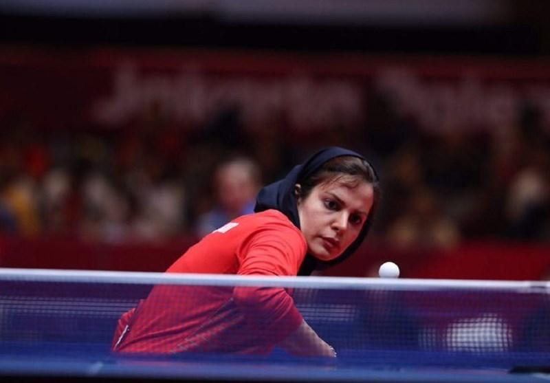 تنیس روی میز قهرمانی جهان|حذف ندا شهسواری و پایان کار بانوان ایران در مجارستان