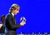 فوتبال جهان| مودریچ: رونالدو گفت شایسته کسب عنوان مرد سال فوتبال اروپا بودم