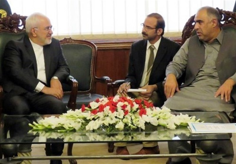 عمران خان کے دورحکومت میں پاک ایران تعلقات میں مزید بہتری آئے گی، ظریف