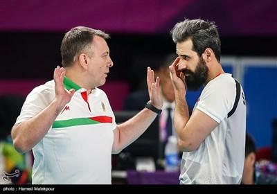گفتوگوی سعید معروف با ایگور کولاکوویچ سرمربی تیم ملی والیبال ایران