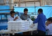 5000 پرس غذا روزانه در موکب اوقاف لرستان بین زائران اربعین توزیع میشود