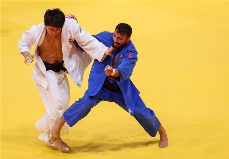 Iran's Mohammadi Wins Bronze at World Judo Championships