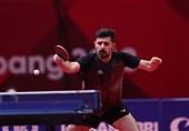 تنیس روی میز تور جهانی بلغارستان| حذف نیما عالمیان با شکست مقابل حریف ژاپنی