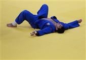 جودو قهرمانی جهان| محجوب حذف شد/ پایان کار تیم 3 نفره ایران با یک طلا و یک برنز