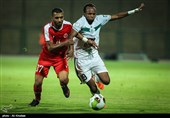 جام حذفی فوتبال| تساوی یک نیمهای ذوبآهن و پدیده