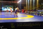 مسابقات کشتی جام یادگار امام (ره) - اراک  ایران به مقام قهرمانی رسید