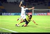 لیگ برتر فوتبال| سپاهان با برتری مقابل پارس جنوبی به رختکن رفت