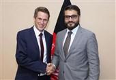 وزیر دفاع انگلیس: نیروی هوایی افغانستان را تقویت میکنیم