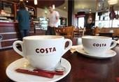 """""""کوکا کولا"""" تشتری سلسلة """"کوستا"""" العالمیة للقهوة"""
