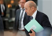 عراق|ورود وزیر خارجه فرانسه به بغداد