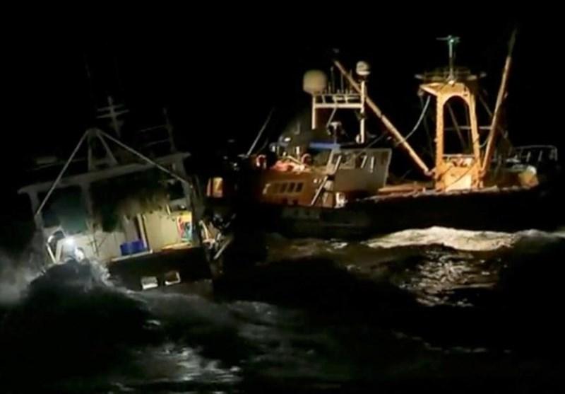مذاکرات فرانسه و انگلیس برای حل دعوا بر سر صید حلزون