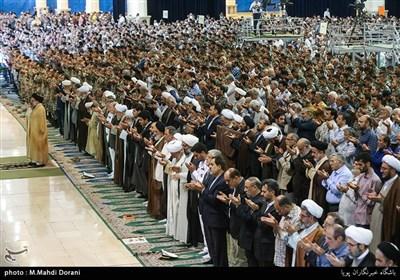 نماز جمعه تهران به امامت آیت الله سیداحمد خاتمی