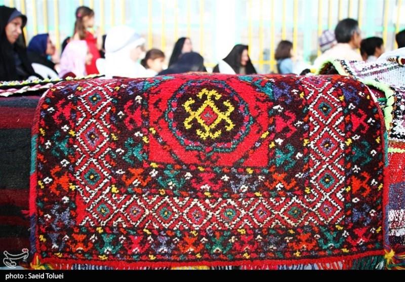 جشنواره محصولات محلی و روستایی خراسان شمالی به روایت تصویر