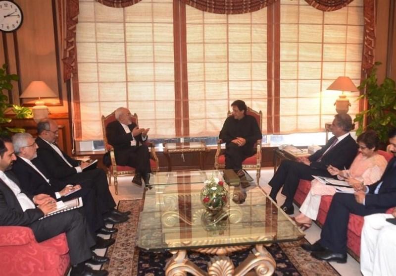 ابراز خرسندی ظریف از سفر پربار به پاکستان