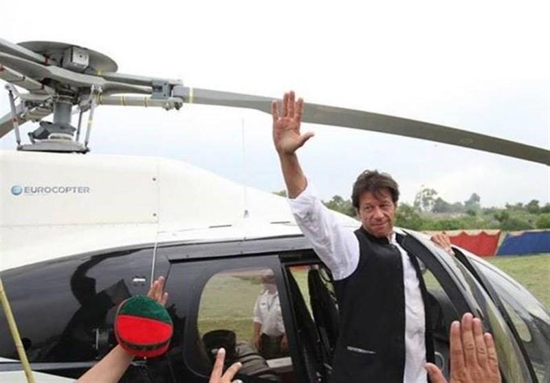 سیکورٹی ایجنسیوں کی جانب سے اور عوام کو زحمت سے بچانے کیلئے ہیلی کاپٹر استعمال کیا،وزیر اعظم عمران خان