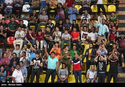 دیدار تیمهای فوتسال گیتی پسند اصفهان و آذرخش بندرعباس