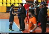 اصفهان  از حضور لژیونر چینی در سالن پیروزی تا اعتراض هواداران گیتیپسند به داور