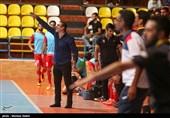 سرمربی تیم فوتسال گیتی پسند اصفهان :حریف بهدنبال بازی تدافعی بود