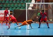 هفته دوم لیگ دسته اول فوتسال؛ صدرای شیراز شکست خورد