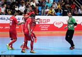لیگ برتر فوتسال| پیروزی دراماتیک مس سونگون مقابل آذرخش/ گیتی پسند قهرمان نیمفصل اول شد