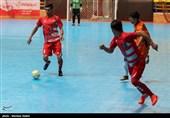 اصفهان  ادامه یکهتازی گیتیپسند با پیروزی مقابل فرش آرا مشهد