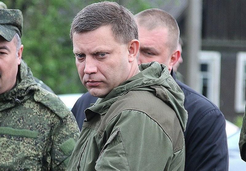 روسیه دولت اوکراین را به دست داشتن در ترور رهبر دونتسک متهم کرد