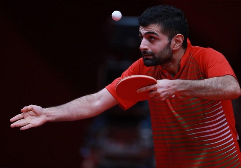 تنیس روی میز چلنج عمان  پایان کار نمایندگان ایران با حذف نوشاد عالمیان