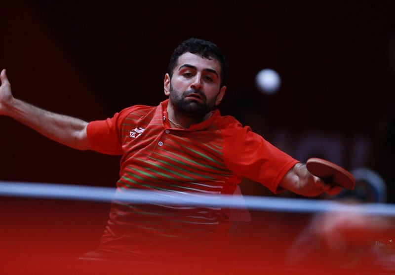 Asian Games: Noshad Alamiyan Wins Historic Bronze at Table Tennis