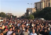 Protesters Denounce American Embassy's Political Intervention in Iraq (+Video)