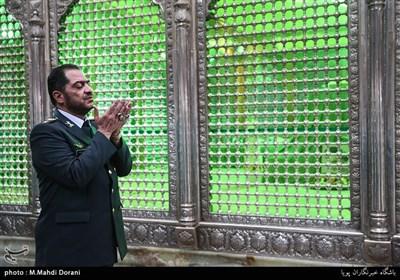 امیر سرتیپ علیرضا صباحیفرد فرمانده قرارگاه پدافند هوایی ارتش