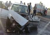 اصفهان| 4کشته در تصادف خونین محور شهرضا-آباده
