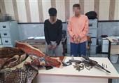 سارقان مسلح 20 میلیاردی فرشفروشی خیابان ولیعصر دستگیر شدند