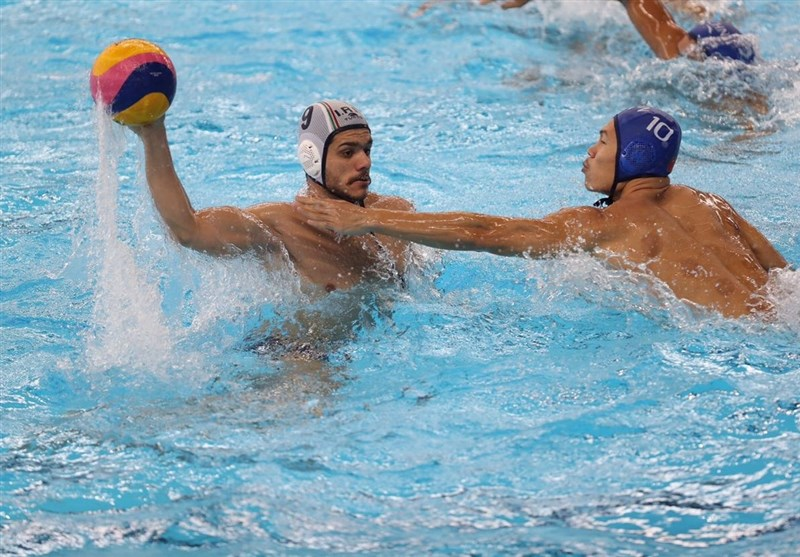 Iran Water Polo Wins Bronze at Asian Games
