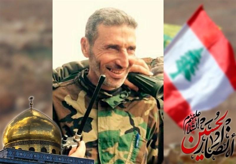 فرمانده شهید ماه گذشته لبنان چه کسی بود؟
