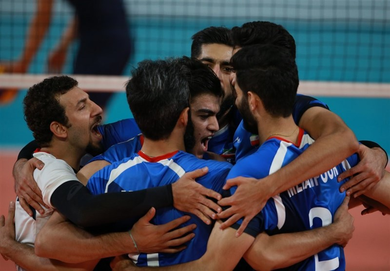 Asian Games: Iran Volleyball Claims Gold