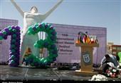 سیزدهمین جشنواره بین المللی تئاتر خیابانی مریوان آغاز شد