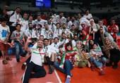 منتخب کرة الطائرة الایرانی یفوز بذهبیة آسیاد 2018