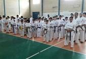 اردوی تیم ملی کاراته امید در سمنان آغاز شد
