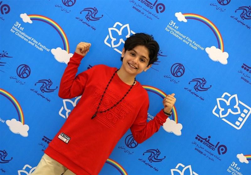 سیویکمین جشنواره بینالمللی فیلم کودک اصفهان ژیار محمدزاده: سعی دارم بچهها را بخندانم