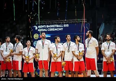 نایب قهرمانی تیم ملی بسکتبال در بازیهای آسیایی 2018