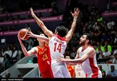 Iran to Play Two Friendlies with Jordan Basketball Team