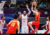 Iran Basketball Draws with USA, France in Olympic Tournament
