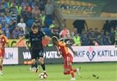 سوپر لیگ ترکیه| شکست ترابزوناسپور در زمین تیم انتهای جدولی