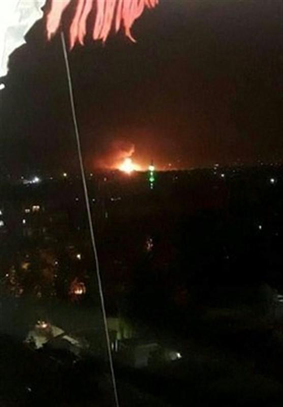 Mezze Havalimanı'na Saldırı Haberi Tekzip Edildi