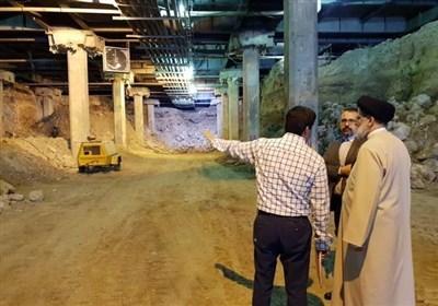 حضرت امام علی رضا علیہ السلام کے روضہ منورہ کے توسیع و تعمیرات آرگنائزیشن کے ڈائریکٹر: روضہ منورہ میں زیارتی مکانات کو توسیع دی جارہی ہے