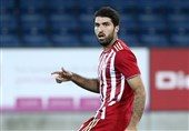Ansarifard to Travel to England after Uzbekistan Friendly: Report
