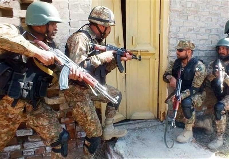 سیکیورٹی فورسز کی جنوبی وزیرستان میں انٹیلی جنس بنیاد پر کارروائی